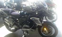 R1200GS Special Model Tripple Black only 2500kms!!