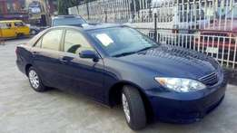Foreign used Toyota Camry (2005)