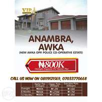Plots of land in VIP gardens Anambra Awka