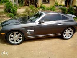 Super Neat Crossfire going for only 1.550k everything about it is Benz