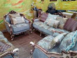 Royal executive sofa chairs