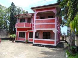 5 bedroom own compound on sale off links road Nyali Mombasa