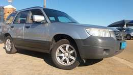 2005 Subaru Forester 2.5X in Great allround Condition only R59900