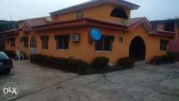 5bedroom bungalow for sale at ejigbo