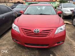 Tokunbo Toyota Camry LE 2007/08