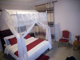Fully furnished in kyebando
