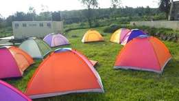 Quality Camping tents for hire