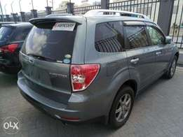 Subaru forester with roof rails n sunroof 2010 model KCN number. Load