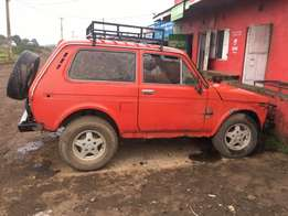 Fiat Niva for sale