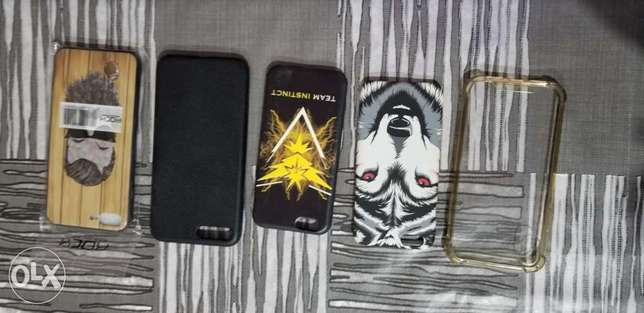 iPhone mobile back covers ..6/7 and X