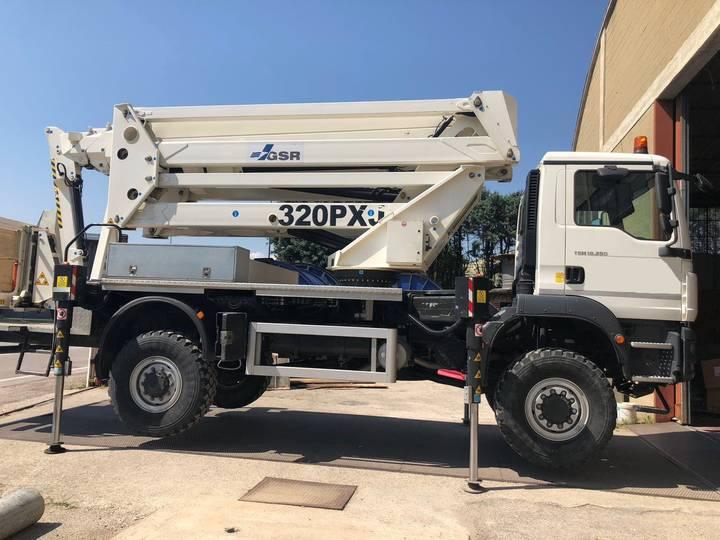 GSR 320 PX - 2013