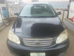 Corolla sport 2004 just 5 months used