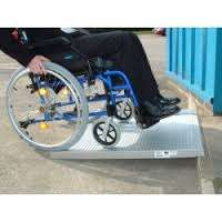 Roll Up Wheelchair Ramps
