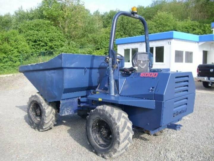 Terex Benford PT 6003 PTFA dumper 4x4 - 2004