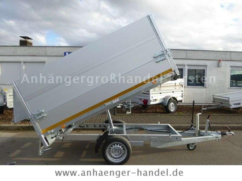 Eduard 2615 Alu Kipper+alu-aufsatz 256x150x100cm 1,5t - 2019