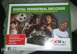 GOtv decoder - wt HDMI & USB port