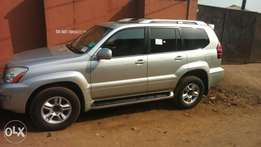 Lexus GX40, foreign used, 2005, working perfectly