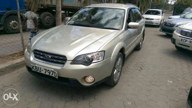 Subaru Outback leather Mombasa Island - image 1