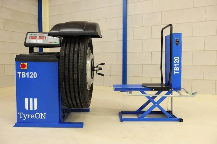 TyreOn Tb120 13 - 24 Inch Balancing Machine - 2019