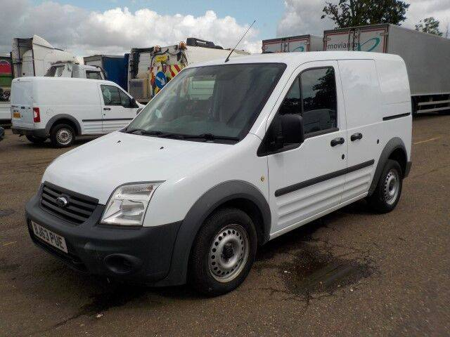 Ford TRANSIT CONNECT T200 - 2019
