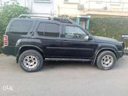 Nigerian Fairly Used (2003) Nissan Xterra_ Black Colour.