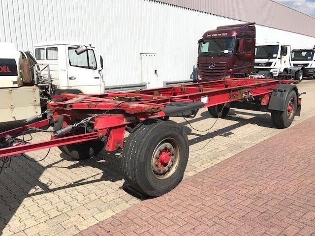Schmitz Cargobull AWF 18/L 20 AWF 18/L 20 - 2010