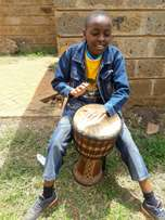 Djembe drumming classes