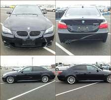 BMW 525i Aero Sports With SUNROOF. Ready For Import Deal