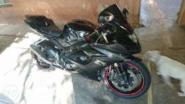Immaculate GSXR 1000 to swop