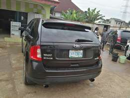 Neatly used Ford Edge Ecobost 2013 model