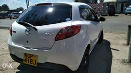 Quick sale on this new Mazda Demio 2010 make 1300cc KCP