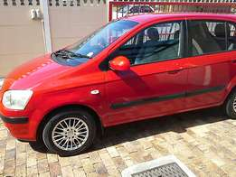 Hyundai Getz 1.6 Full house in Mint Condition