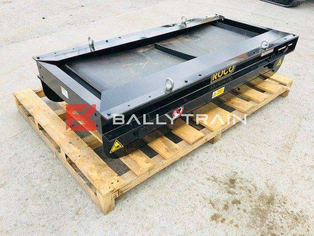 Roco Cp 20/80 Overband Steel Magnet, Hydraulic - 2019 - image 2