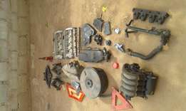 Audi A4 ALT Parts on sale