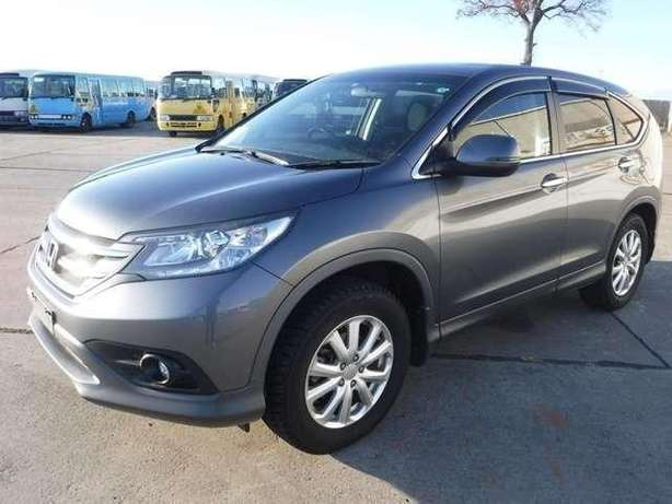 Honda crV fully loaded 2010 model Metallic black Mombasa Island - image 2