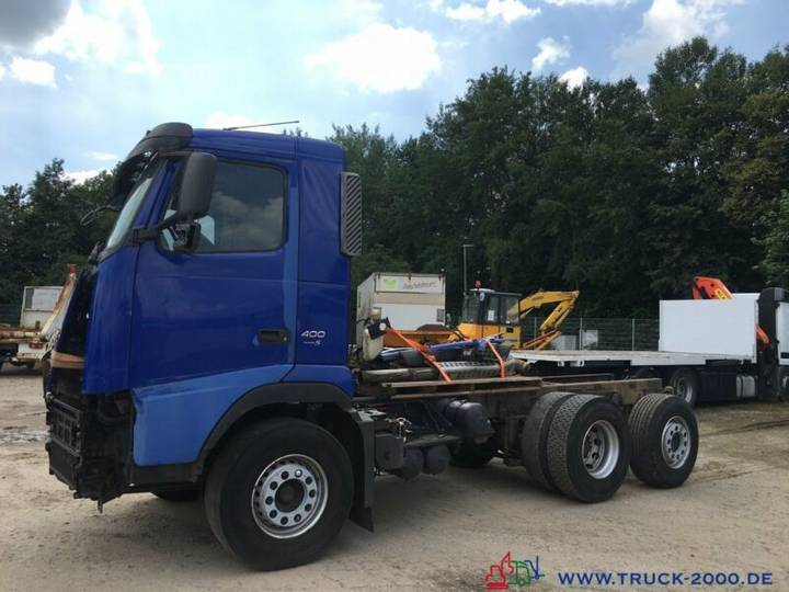 Volvo FH 400 Chassis **** OHNE Motor + Getriebe *** - 2008