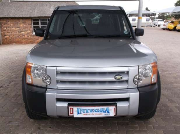 2007 Land Rover Discovery 3 Td V6 S AT Roodepoort - image 4