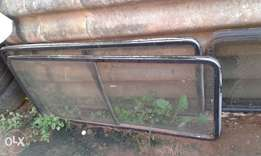 microbus 2.3, 2.5, 2.6 side windows with frames R1600