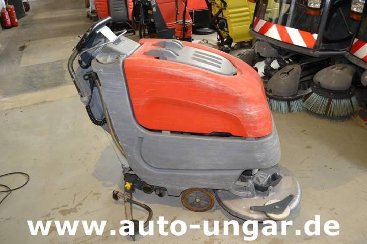 Hako B45 Cl Scheuersaugmaschine Eigener Antrieb 2.609 S - 2013