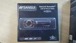 Sunsui car radios