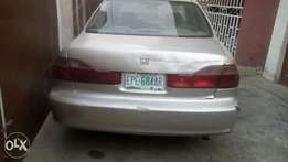 Clean Honda Accord baby for sale