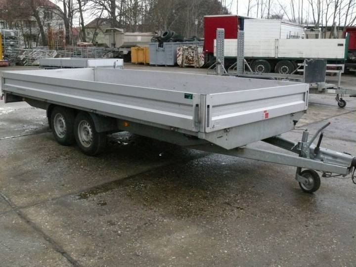 Humbaur L933 - 2006