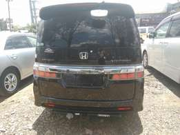 Black 2009 honda step wagon. Fully loaded.