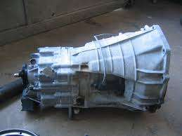 Merc 190 reconditioned gearbox