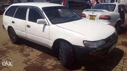 Toyota corolla dx for quick sale