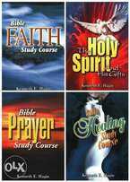 Kenneth E. Hagin Bible Study Course Package (4 Books)