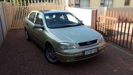 Opel astra 1.6 classic to swop