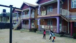 Namugongo 2bedroomed apartment for rent at 500k