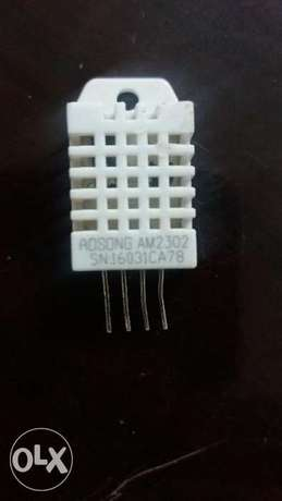 Temperature and Humidity sensor (DHT22)