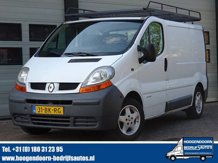 Renault Trafic 1.9 dCi L1 Imperiaal - Marge - 2003